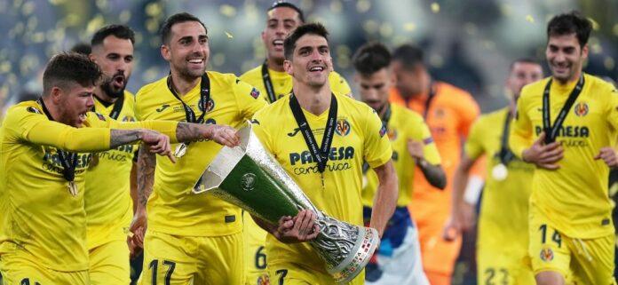 Villarreal campeón de la Europa League