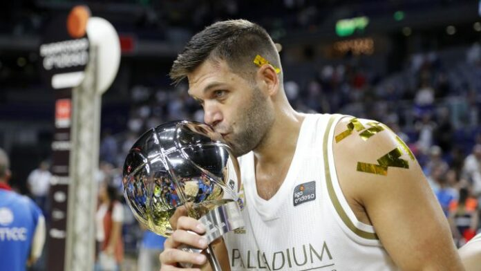 Felipe Reyes Campeón