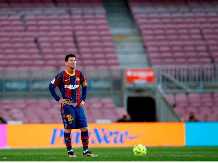 ¡Leo Messi, adiós para siempre del FC Barcelona!