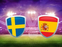 pronósticos Suecia vs España