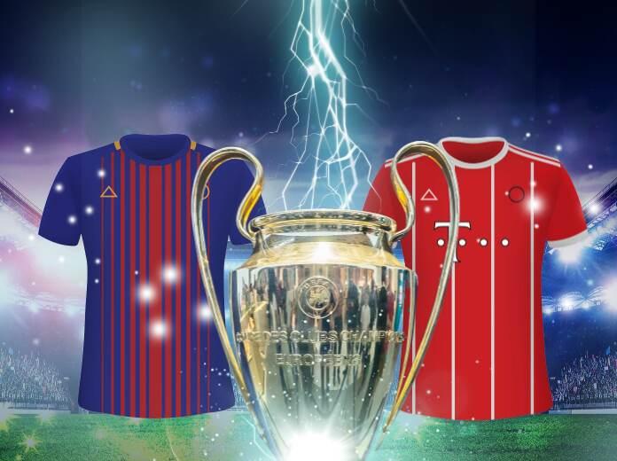 Pronósticos para el Barça vs Bayern apuestas champions league Wanabet